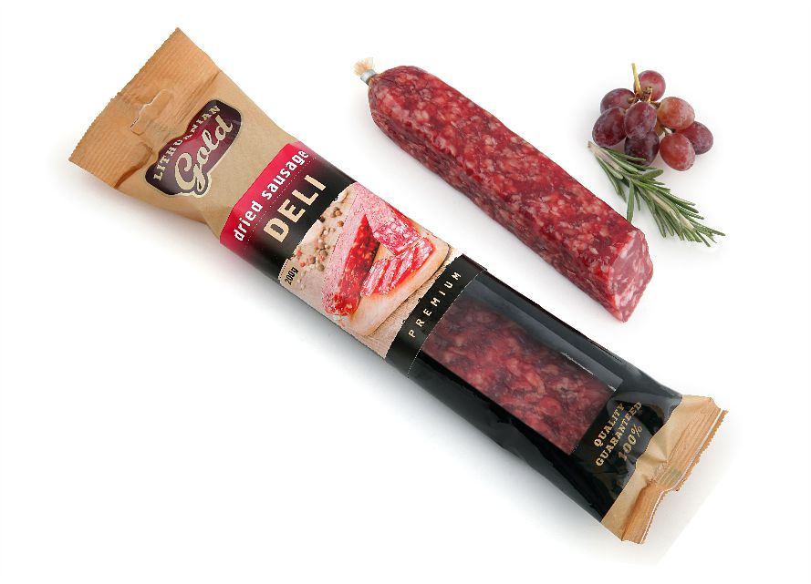 Dried DELI sausage